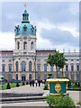 UUU8420 : Schloss Charlottenburg, Nordfront by Colin Smith