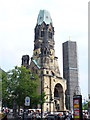UUU8618 : Kaiser Wilhelm Gedaechtniskirche by Colin Smith