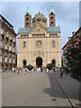 UMV5962 : Speyer: Dom (Speyer Cathedral) by Sebastian und Kari