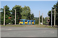 UPB1038 : Thüringerwaldbahn - Gleisdreieck Waltershausen by Alan Murray-Rust