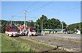 UPB1038 : Thüringerbahn - Gleisdreieck Waltershausen by Alan Murray-Rust