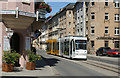 UTS9341 : Gera, Leibnitzstrasse, ecke Cubaerstrasse by Alan Murray-Rust