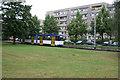 UVS9868 : Wohnviertel Königshufen by Alan Murray-Rust