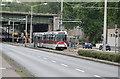 UPC0489 : Gleisarbeiten in der Wolfenbüttlerstrasse. by Alan Murray-Rust