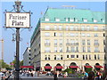 UUU9019 : Hotel Adlon by Colin Smith