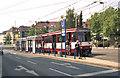 ULC6000 : Stadtbahn car at Holsterhuserplatz by Dr Neil Clifton