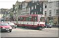 ULC6000 : Stadtbahn car at Holsterhauserplatz by Dr Neil Clifton