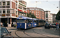 UMD8781 : Tram on Route 1 in Bremem by Dr Neil Clifton