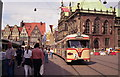 UMD8780 : Tram on Route 2 near Bremen Rathaus by Dr Neil Clifton