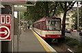 ULB5442 : Tram at Sulzgurtel, Koln by Dr Neil Clifton