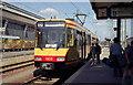 UMV5626 : Tram in Karlsruhe Hauptbahnhof by Dr Neil Clifton