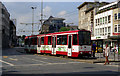 ULB5299 : Stadtbahn car in Mulheim Stadmitte by Dr Neil Clifton