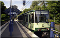 ULB7411 : Stadtbahn car at Bad Honnef by Dr Neil Clifton