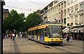 UMV5628 : Tram on Kaiserstrasse by Dr Neil Clifton