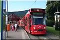 UMU1715 : Freiburg:  tram at Littenweiler by Dr Neil Clifton