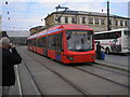 UUS5433 : Tram outside Chemnitz Hbf by Dr Neil Clifton