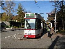 UMU1412 : Dorfstrasse Tram Terminus, Guentersta; by Dr Neil Clifton