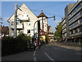 UMU1416 : Schwabentor, Freiburg by Dr Neil Clifton