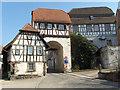 UNV1527 : Mundelsheim: Stadttor by Hansjörg Lipp