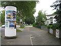 UMV6380 : Litfaßsäule by Sebastian und Kari