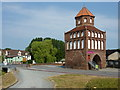 UUA3213 : Ribnitz: Rostocker Tor by Hansjörg Lipp
