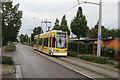 UUT0744 : Dessau, Lindenstrasse by Alan Murray-Rust