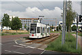 UUT0644 : Dessau, Kastanienhof by Alan Murray-Rust