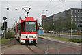 UVT5333 : Stadtring, Cottbus by Alan Murray-Rust