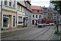 UVT5434 : Am Oberkirchplatz, Cottbus by Alan Murray-Rust