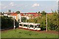 UVT6898 : Gleisdreieck Johann-Eichorn-Strasse by Alan Murray-Rust