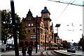 UNV1543 : Heilbronn:  Post Office by Dr Neil Clifton