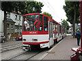UPB4347 : Erfurter Straßenbahn by Stephen Craven