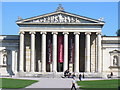 UPU9035 : Glyptothek, Königsplatz by Colin Smith