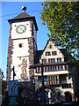 UMU1416 : Schwabentor, Freiburg i. Br. by Colin Smith