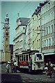 UPU4058 : Oldtimer Tram, Augsburg by Colin Smith