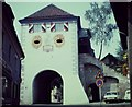 UNU8715 : Memmingen, Lindauer Tor (Lindau Gate) by Colin Smith