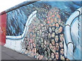 UUU9318 : East Side Gallery - Wandbild (Mural) by Colin Smith