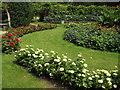 UUU7210 : Der Lennesche Rosengarten (Lenne's Rose Garten) by Colin Smith
