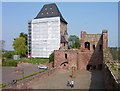 ULB2118 : Burg Nideggen by Bicycle repair man