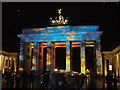 UUU8919 : Festival of Lights - Brandenburger Tor by Colin Smith