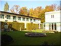 UUU7008 : Schloss Glienicke - Gartenhof (Glienicke Palace - Courtyard Garden) by Colin Smith