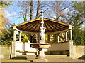 UUU7008 : Schloss Glienicke - Sitzeck (Seating Corner) by Colin Smith