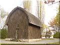 UUU6909 : Neuer Garten - Borkenhaus (New Garden - Bark House) by Colin Smith