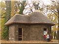 UUU6809 : Neuer Garten - Kleines Borkenhaus (Small Bark House) by Colin Smith