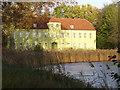 UUU6909 : Neuer Garten - Gruenes Haus (Green House) by Colin Smith
