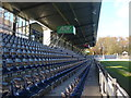 UUU7007 : SV Babelsberg 03 - Tribune (Grandstand) by Colin Smith