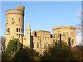 UUU7008 : Schloss Babelsberg - Englische Gotik by Colin Smith