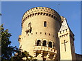 UUU7008 : Schlossturm Babelsberg (Babelsberg Palace Tower) by Colin Smith