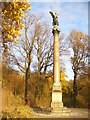 UUU7007 : Park Babelsberg - Siegessäule (Victory Column) by Colin Smith