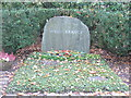 UUU7809 : Ehrengrab Willy Brandt (Honoured Grave of Willy Brandt) by Colin Smith